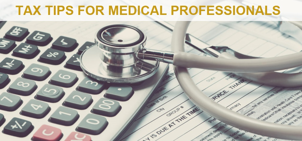 Tax Tips for Medical Professionals 1